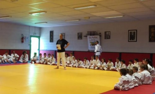 Fête du club de judo de Saleux
