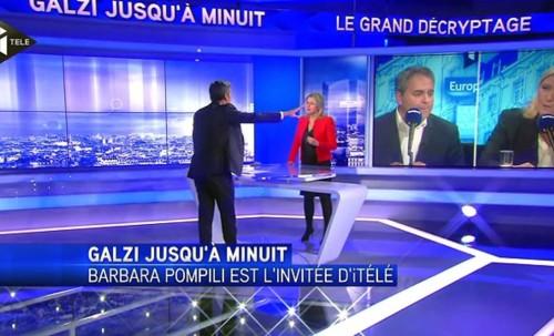 L'invitée politique d'Olivier Galzi - iTélé