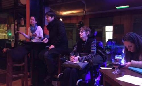 Café citoyen : aménagements urbains pour les personnes en situation de handicap