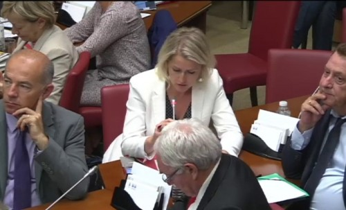 Audition de la Ministre de l'Education nationale sur la rentrée scolaire