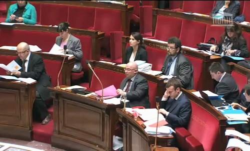 Communiqué de presse - Canal Seine Nord : la cerise sur le gâteau de la loi Macron