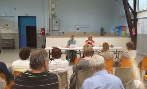 Rencontre du Comité de Quartier Saint Pierre