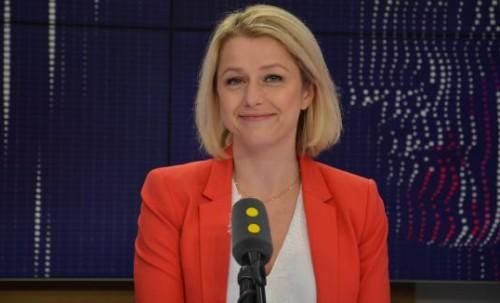 Invitée de la matinale de France Info