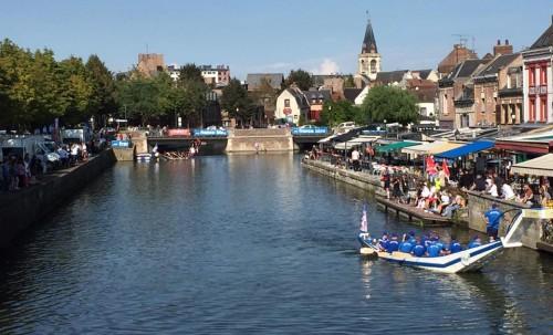 Duck race et Médiévales au bord de l'eau