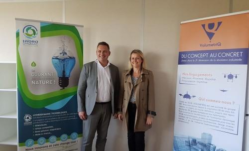 Visite d'Hydrodynamic Technologies