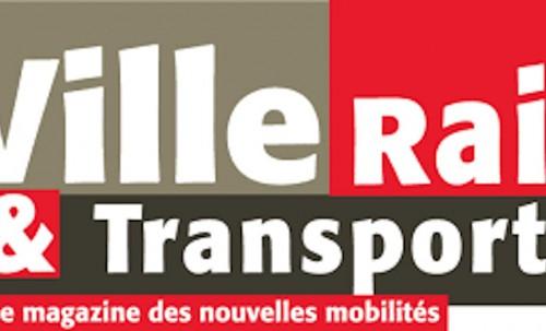 Mobilité : interview à Ville Rail et Transports