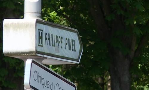 Situation à l'hôpital Philippe Pinel
