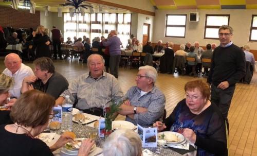 Repas des Aînés à Rumigny