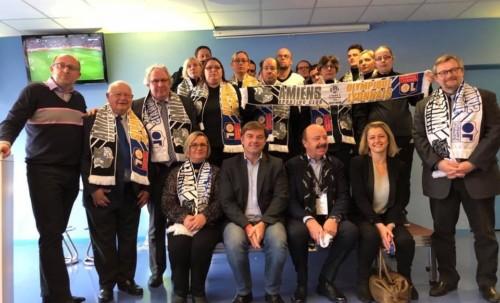 Sport Adapté : convention avec l'Amiens SC