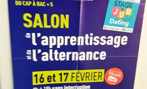 Salon de l'Alternance