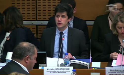 Examen en commission du projet de loi portant sur l'évolution du logement, de l'aménagement et du numérique
