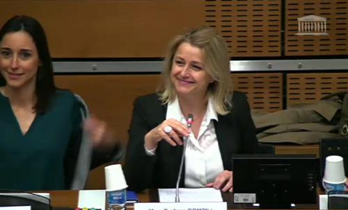 Audition de Brune Poirson sur la feuille de route pour l'économie circulaire