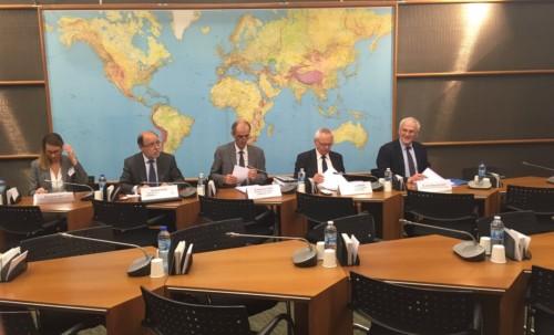 Auditions de la commission d'enquête du 7 juin - ASN, Sécurité civile, et EDF