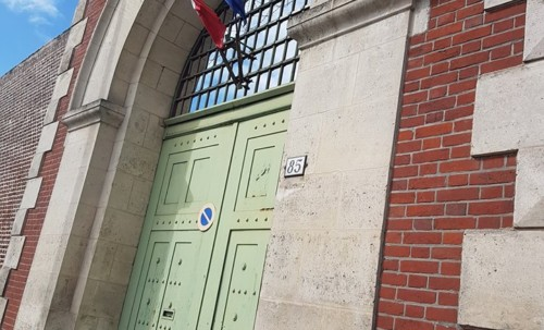 Déplacement à la Maison d'Arrêt d'Amiens