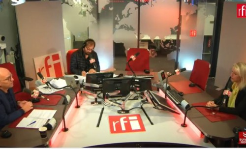 Sur RFI - One planet Summit