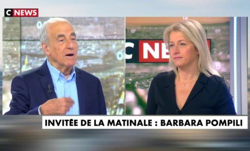 L'invité de Jean-Pierre Elkabbach sur CNews