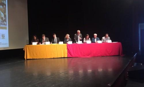 Invitée à la Commission Locale d'Information de Marcoule