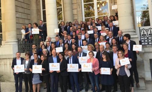 """Lancement du collectif """"Accélérons"""""""