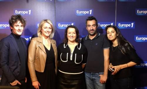 Invitée d'Anne Roumanoff - Europe 1
