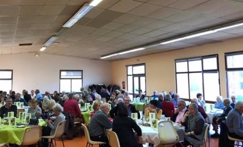 Repas des Aînés à Saint Sauflieu
