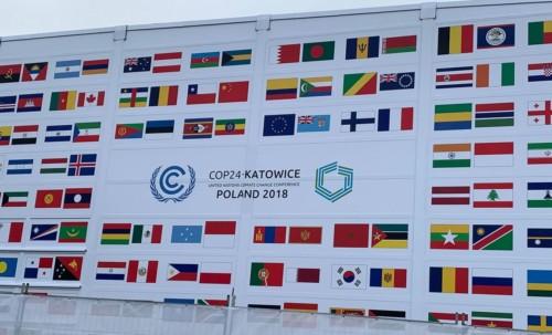 Ouverture de la COP 24