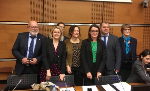 Création de l'Office français de la Biodiversité : suite des discussions