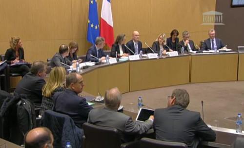 Audition du Secrétaire d'État auprès du ministre de l'Europe et des Affaires étrangères