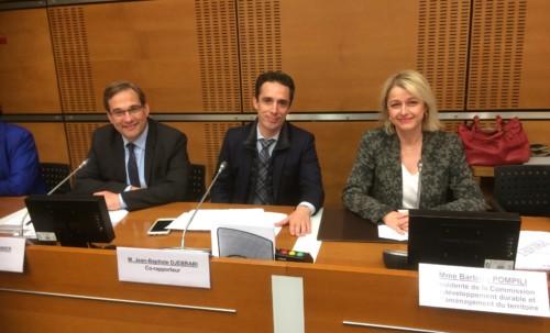 Application des lois : pacte ferroviaire et fin exploitation des hydrocarbures