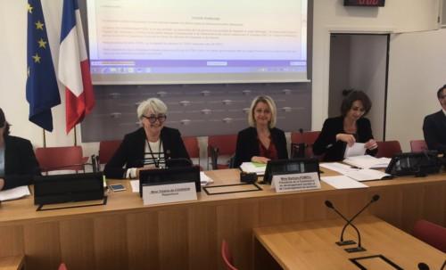 Deuxième lecture de la proposition de loi créant l'Agence nationale de cohésion des territoires