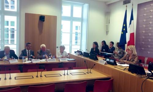 Table ronde sur l'évaluation environnementale