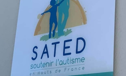 Inauguration de la Maison SATED