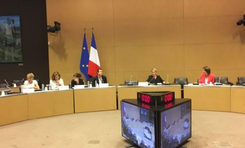 Table-ronde de la commission sur le CETA