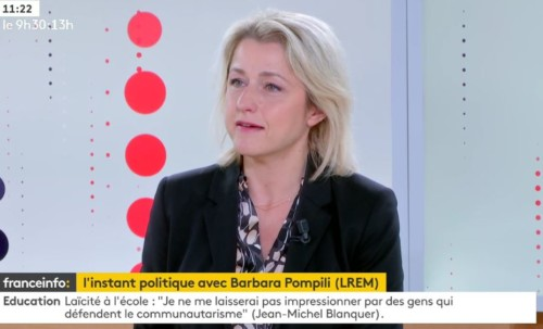 France Info TV - L'instant politique