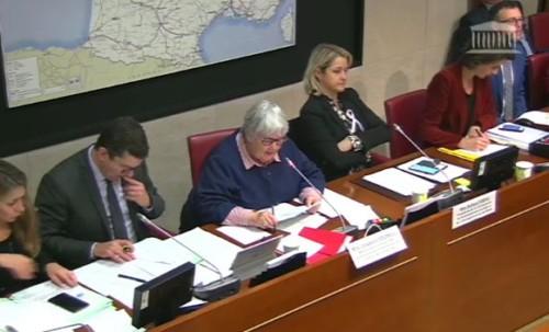 Audition de la ministre Jacqueline Gourault