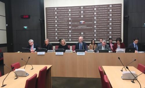 Audition de la ministre Borne sur l'avenir de la filière nucléaire