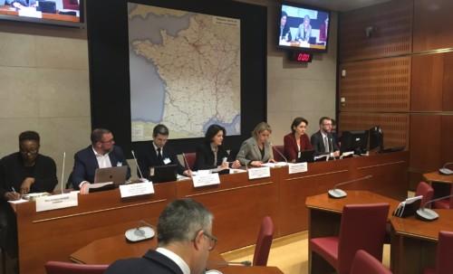 Audition sur le Plan national de gestion des Déchets et matières radioactives