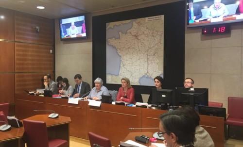 Audition de la ministre Jacqueline Gourault sur les maisons France Services