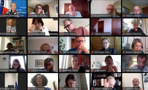 Audition de la Ministre de la Transition écologique - Covid-19