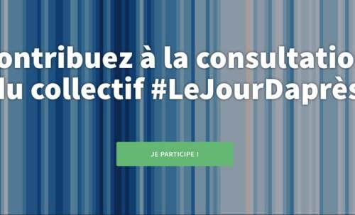 Lancement de la plateforme LeJourDapres
