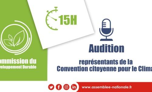 Les engagements de la Convention Citoyenne pour le climat