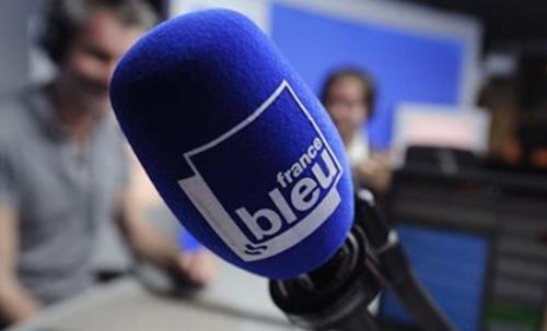Invitée de France Bleu Picardie