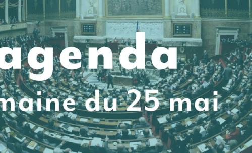 L'agenda : Semaine du 25 mai